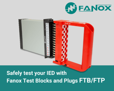 Fanox - Self Powered Relays,overcurrent earth fault protection