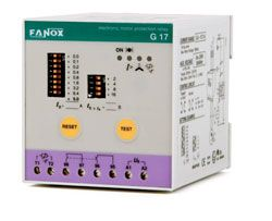 Motor protection relay EEx